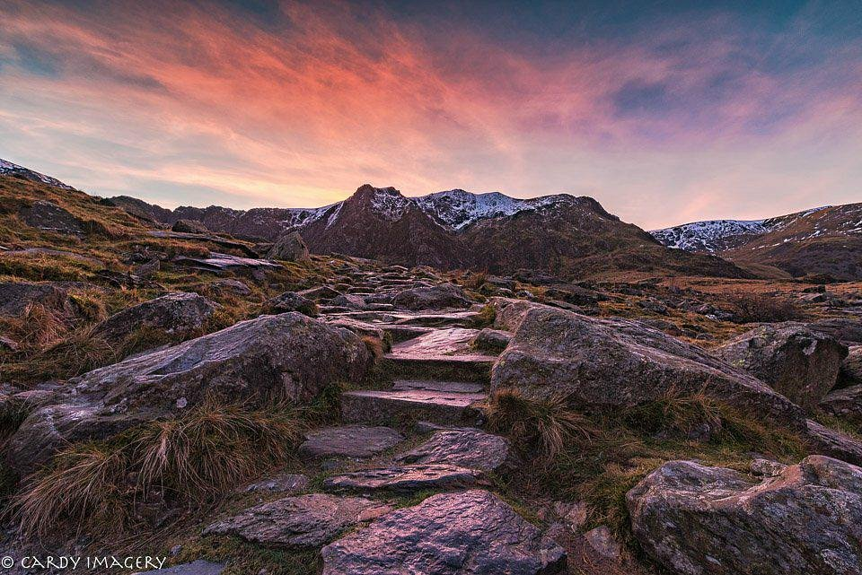 Path To Cwm Idwal *Chromaluxe*