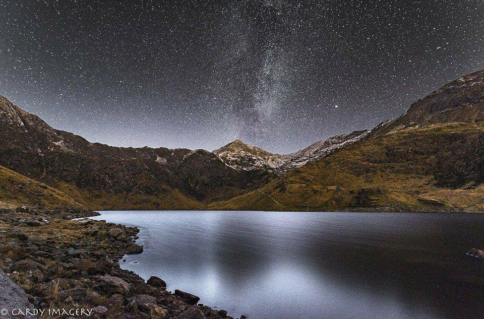 Snowdon Nightscape *Chromaluxe*