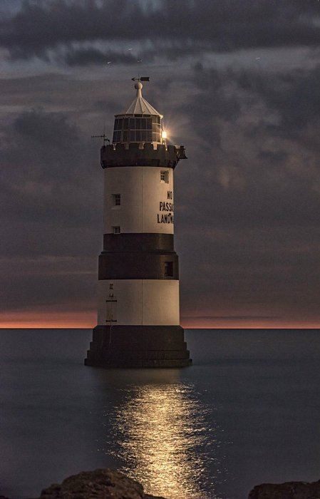 Penmon Lighthouse *Chromaluxe*