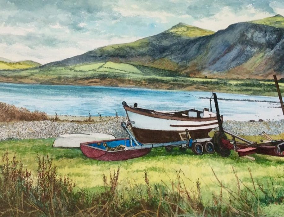 27 - The Shore , Trefor