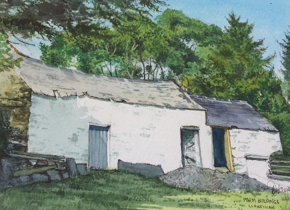 42 - Farm Buildings , Llaneilian