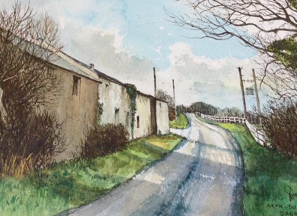 43 - Farm Buildings, Cefn Du Farm , Gaerwen
