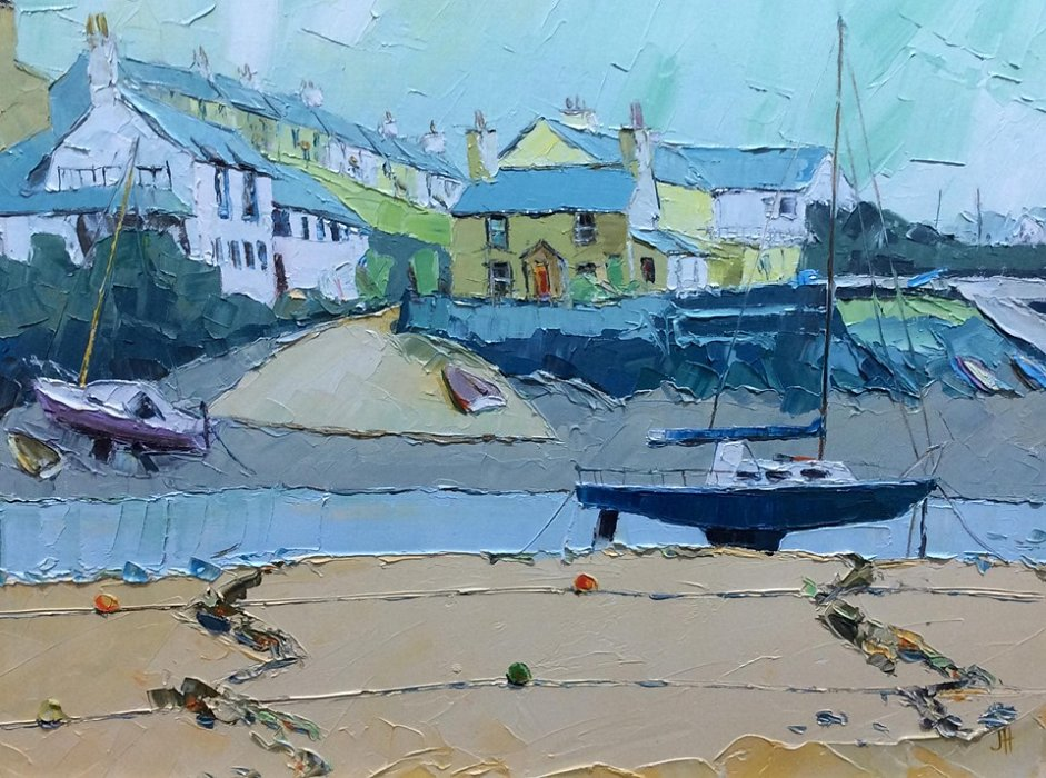 The Old Slipway, Cemaes Bay